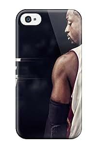 Excellent Design Celebrity Basketball Phone Case For Iphone 4/4s Premium Tpu Case