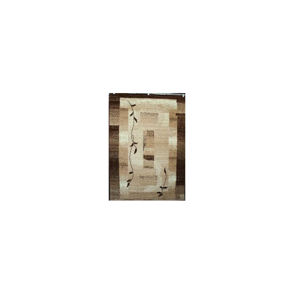 Superior Rugs Brown Rug   pre8008brown 3986   8 x 11