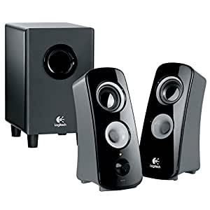 TopOne New Logitech Speaker System Z323 with Subwoofer