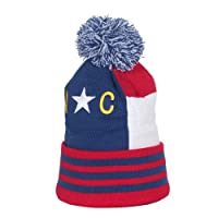 Cirque Mountain Apparel North Carolina Flag Hat, Red/Blue/White/Yellow, One Size