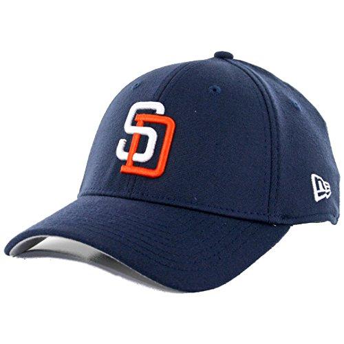 New Era 39Thirty Team Classic San Diego Padres Tony Gwynn Hat (Navy) Flexfit Cap