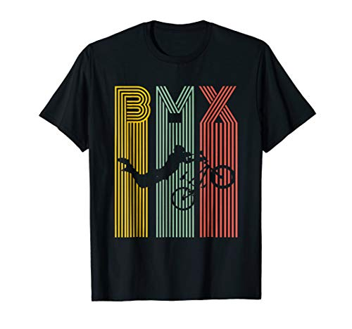 BMX Vintage Shirt - Bike Bicycle Racing Stunt ()