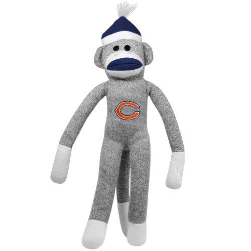 【メーカー再生品】 NFL Chicago Bears Sock 2012 B00G34ZSOU Sock Monkey NFL、1サイズ、ブルー B00G34ZSOU, 黒石市:70237e20 --- teste.bsicapital.com.br