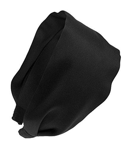 L. Erickson USA Scarf Headband - Silk Charmeuse - Band L Usa