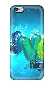 Excellent iphone 4/4s Case Tpu Cover Back Skin Protector Live Night