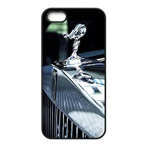 QQQO Rolls-Royce sign fashion cell phone case for iPhone 5S