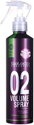 Salerm Cosmetics Volumen Spray Cabello Blanco - 250 ml