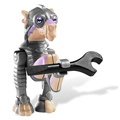 "LEGO Star Wars Sebulba Figure - Pod Racer - 2"" Figure: Toys & Games"