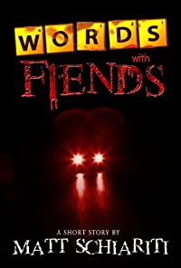 Words With Fiends by Matt Schiariti ebook deal