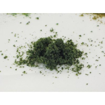 (Wee Scapes Architectural Model Turf moss green-coarse 20 cubic in.)