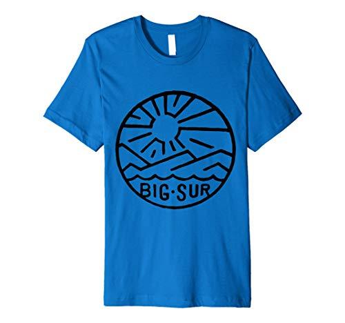 Tee Logo Big Womens (Big Sur California Logo Shirt)