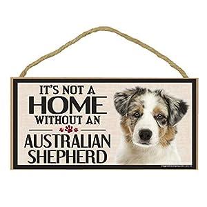Imagine This Wood Sign for Australian Shepherd Dog Breeds 7