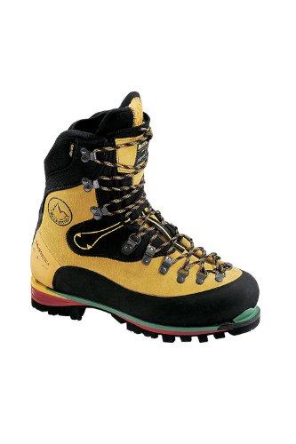 La Sportiva Nepal Evo GTX - Zapatillas de Escalada Unisex, Color Amarillo, Talla 47.5