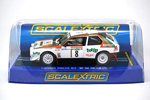 Scalextric C3638 Lancia Delta S4 Totip Slot Car (1:32 Scale)