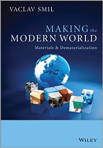 Making The Modern World Vaclav Smil Pdf