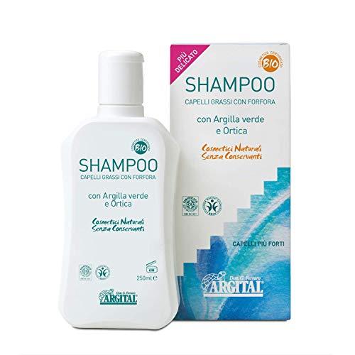 ARGITAL F111 Shampoo für fettiges Haar und Schuppen