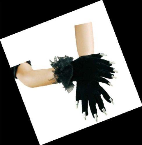 GALLERIE II C&F Ent. Halloween Spider Gloves