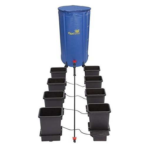 AutoPot 8 Pot (3.9 gal) Gravity fed selfwatering Planter ...