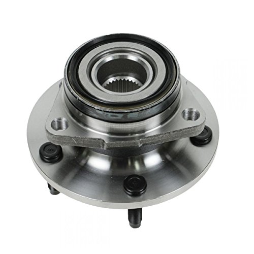 Front Wheel Hub & Bearing for 94-99 Dodge Ram 1500 Pickup Truck 4x4 4WD