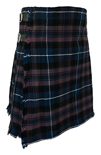 Clothing Garb - Men's Scottish Kilt Pride of Scotland Tartan 32