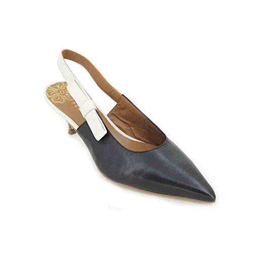 Pedro 18236 Mujer Zapatos De Negro Miralles frCqw5fn