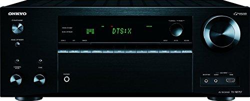 Onkyo TX-NR757 7.2-Channel Network A/V Receiver (Certified Refurbished) (Receivers Onkyo Refurbished)