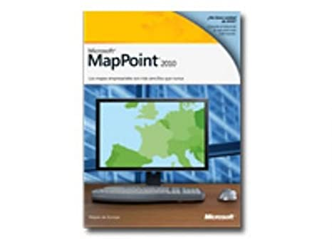 Buy Oem Mappoint 2010 Europe