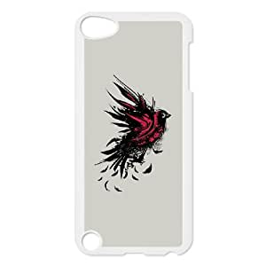 iPod Touch 5 Case White escape to freedom IPF Fashion Phone Cases Unique