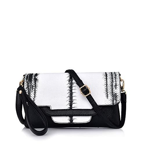 En Main Premium Sac Personnalité Style Femme Blanc Pour Provisions Messenger Pu À Handbag Limotai wAqaXPUx