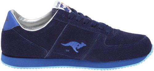 KangaROOSCombat-Suede - Zapatillas Unisex adulto azul - Blau (navy/royal 441)