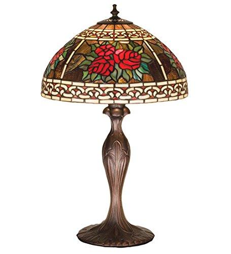 22.5 Ih H Roses & So Tabe Lamp Tabe ()