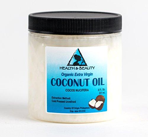 Coconut Organic Carrier Unrefined Pressed