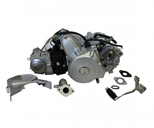 ATV Motor 125 cm/³ 4-Takt f/ür Quad mit R/ückwand