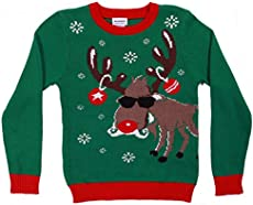 Childrens Christmas Sweaters For Girls Boys And Baby