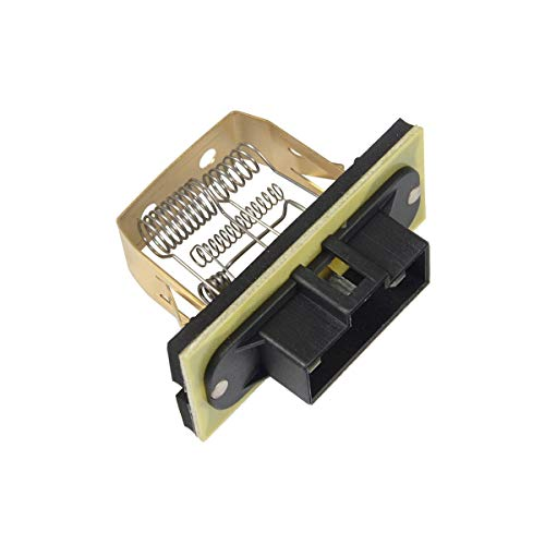 A-Premium HVAC A/C Blower Motor Resistor for Dodge Caravan Grand Caravan 1996-2000 Chrysler Town & Country Grand Voyager Plymouth Front Blower ()