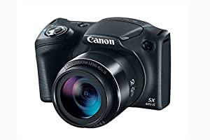 Canon PowerShot SX420 Digital Camera w/ 42x Optical Zoom - Wi-Fi & NFC Enabled (Black) from Canon