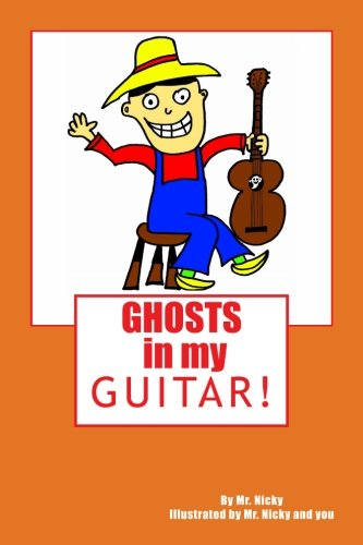 GHOSTS in my GUITAR! -