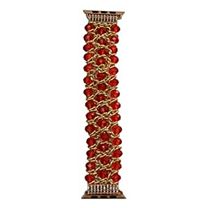 szwisechip For Apple Watch Band 38mm Apple Watch Strap Accessories, iWatch Band, iWatch Strap (red chain)