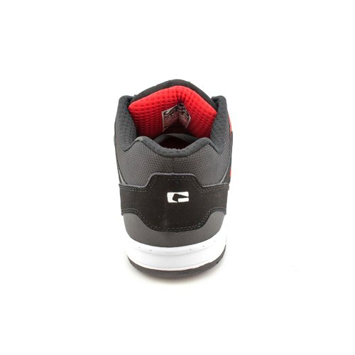 Shoes fiery Globe Pursuit Skateboard Red Black 5UOS4