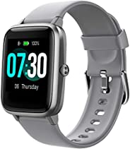 Smart Watch AIKELA Fitness Tracker Heart Rate Sleep Monitor Activity Tracker with 1.3'' Large Color To