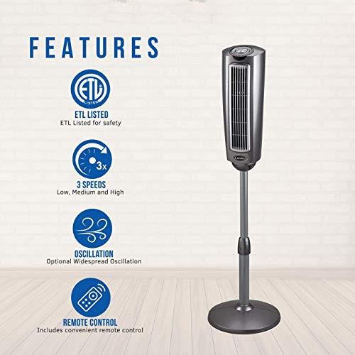 Buy oscillating pedestal fan