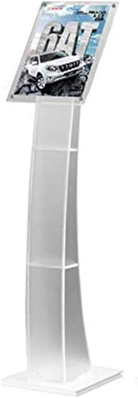 XIANWEI Advertising Display Stand Landing Advertising Poster Frame Advertising Stand Vertical Display Stand A3//A4 Size : A4