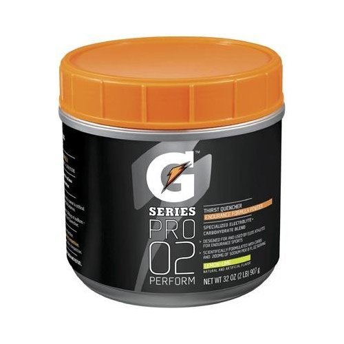 Gatorade G Endurance Series Formula Powder Lemon Lime - 32 oz