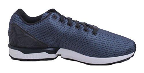 Scarpe Da Ginnastica Adidas Zx Flux Mens Bianche / Carbonio / Nere Bianche / Carbon / Nere