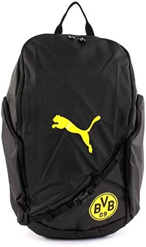 PUMA 2019-2020 Borussia Dortmund Backpack Black