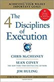 [By Chris McChesney ] The 4 Disciplines of Execution: Achieving Your Wildly Important Goals (Paperback)【2018】by Chris McChesney (Author) (Paperback)