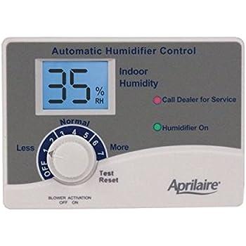 Amazon Com Aprilaire 4655 Manual Humidistat Home Improvement