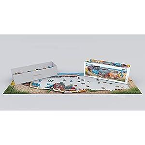 Eurographics Kimbination Panoramic Puzzle Colore Vario 1000 5442