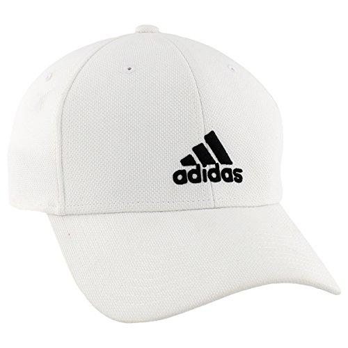 3b5446cef3aa8 adidas Mens Rucker Stretch Fit Cap