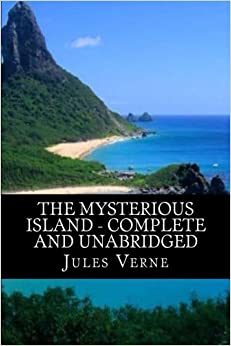 Book The Mysterious Island - Complete and Unabridged